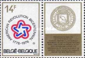[The 200th Anniversary of the American Revolution, Typ ATY]