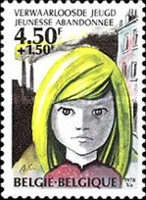 [Charity Stamps, Typ AWZ]
