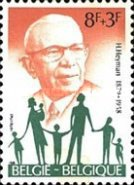 [Charity Stamps, Typ AZL]