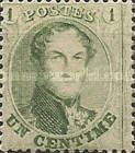 [King Leopold I - Perforated, type B15]