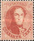 [King Leopold I - Perforated, type B23]