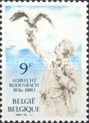 [The 100th Anniversary of the Death of Albrecht Rodenbach, type BAO]