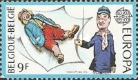 [EUROPA Stamps - Folklore, Typ BBA]