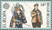[EUROPA Stamps - Folklore, Typ BBB]