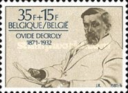 [The 110th Anniversary of the Birth of Dr. Ovide Decrolys, type BBD]