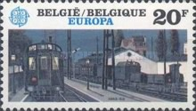 [EUROPA Stamps - Inventions, Typ BDZ]