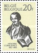 [The 100th Anniversary of the Death of Hendrik Conscience, Typ BEM]
