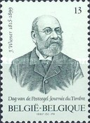 [Day of the Stamp, Typ BJK]