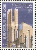 [EUROPA Stamps - Modern Architecture, Typ BJN]
