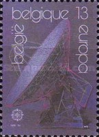 [EUROPA Stamps - Transportation and Communications, Typ BKT]