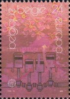 [EUROPA Stamps - Transportation and Communications, Typ BKU]