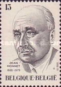 [The 100th Anniversary of the Birth of Jean Monnet, Typ BLD]