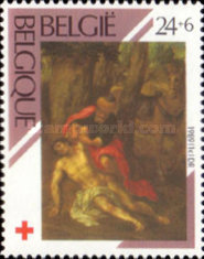 [The 150th Anniversary of Belgium Red Cross, Typ BLY]