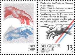 [The 200th Anniversary of the French Revolution, Typ BML]