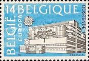 [EUROPA Stamps - Post Offices, Typ BNX]