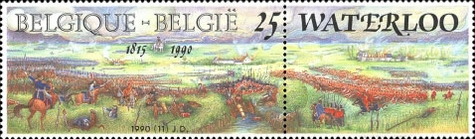 [The 175th Anniversary of the Battle at Waterloo, Typ BOG]