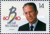 [The 60th Anniversary of the Birth of King Baudouin and the 40th Anniversary of the Government, Typ BPT]