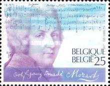 [The 200th Anniversary of the Death of Wolfgang Amadeus Mozart, Typ BQQ]