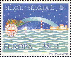 [EUROPA Stamps - Voyages of Discovery in America, Typ BRG]