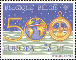 [EUROPA Stamps - Voyages of Discovery in America, Typ BRH]