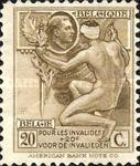 [Charity stamp, Typ BT]
