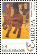 [EUROPA Stamps - Contemporary Art, Typ BTB]