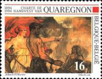 [The 100th Anniversary of the Quaregnon Charter, Typ BUT]