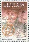 [EUROPA Stamps - Great Discoveries, Typ BUZ]