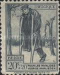 [Charity stamp, Typ BV]