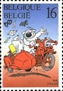 [Youth Philately, Typ BVT]