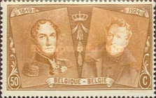 [The 75th Anniversary of the First Belgian Stamp, Typ BW7]