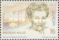 [EUROPA Stamps - Famous Women, Typ BXY]
