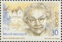 [EUROPA Stamps - Famous Women, Typ BXZ]