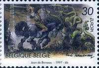 [EUROPA Stamps - Tales and Legends, Typ BZY]