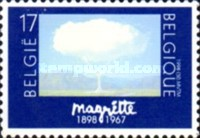 [Belgian Art - The 100th Anniversary of the Birth of René Magritte, Typ CBW]