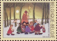 [Christmas Stamp, Typ CDM]