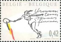 [World Cycling Championships & The 100th Anniversary of the Royal Belgium Tennis Association, Typ CMT]