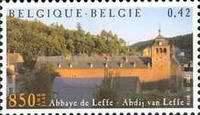 [The 850th Anniversary of Leffe Abbey, Typ CNW]