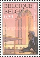 [The 140th Anniversary of the Birth of Architect Henry van de Velde, Typ CQE]