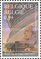 [The 140th Anniversary of the Birth of Architect Henry van de Velde, Typ CQF]
