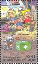 [Charity Stamps - Red Cross, Typ CQV]