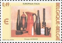 [Europalia 2003 Italia - Joint Issue with Italy, Typ CSF]