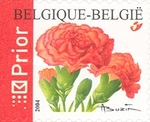 [Flower - Carnation - Self-Adhesive Stamp, Typ CTA]