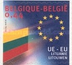 [The 10 New Members of the European Union - Self-Adhesive Stamps, Typ CVJ]
