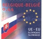 [The 10 New Members of the European Union - Self-Adhesive Stamps, Typ CVN]