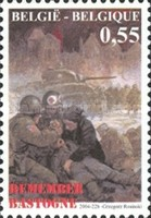 [The 60th Anniversary of the Battle of the Bulge, Typ CWP]