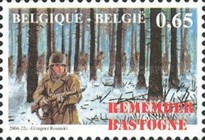 [The 60th Anniversary of the Battle of the Bulge, Typ CWQ]