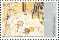[EUROPA Stamps - Gastronomy, Typ CYO]