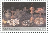[EUROPA Stamps - Gastronomy, Typ CYP]