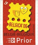 [International Stamp Exhibition Belgica 2006 - Self-Adhesive, Typ DDP1]